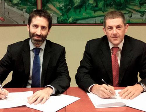 Acuerdo de colaboracion entre Sayma y la Asociación de Constructores y Promotores de Bizkaia (ASCOBI)