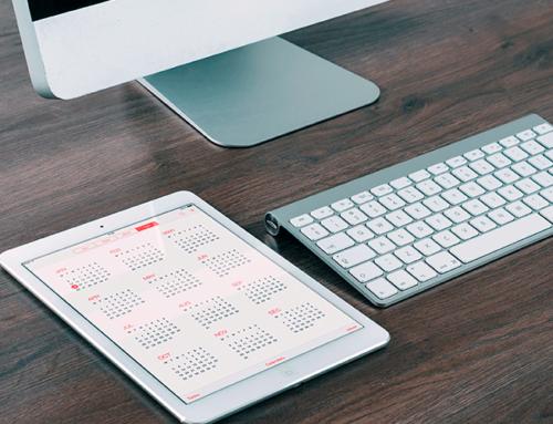 Calendario Fiscal segundo semestre del 2019