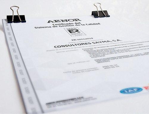 Sayma Renueva sus Certificados