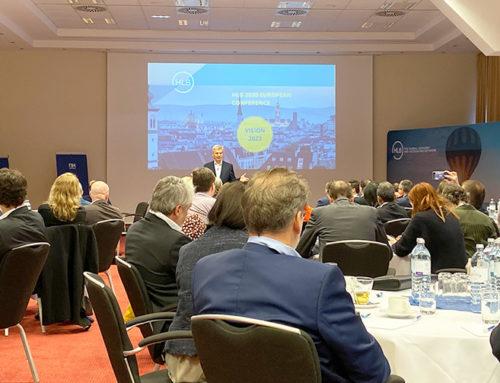 Conferencia Anual de planificación europea HLB 2020 en Viena