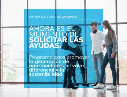 4 millones para impulsar la transformación competitiva de las empresas guipuzkoanas