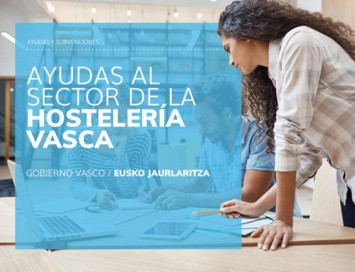 Programa de Ayudas al Sector de la Hostelería – Gobierno Vasco