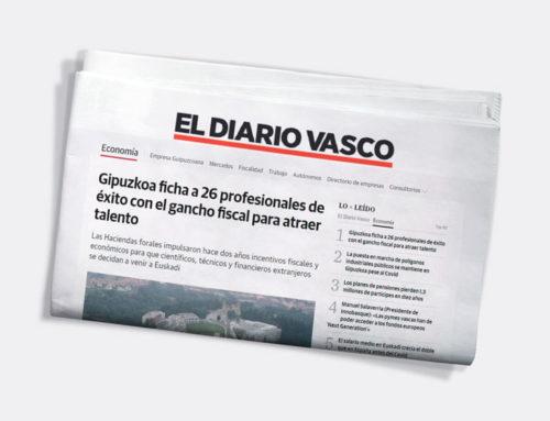 Gipuzkoa ficha a 26 profesionales de éxito con el gancho fiscal para atraer talento – DIARIO VASCO