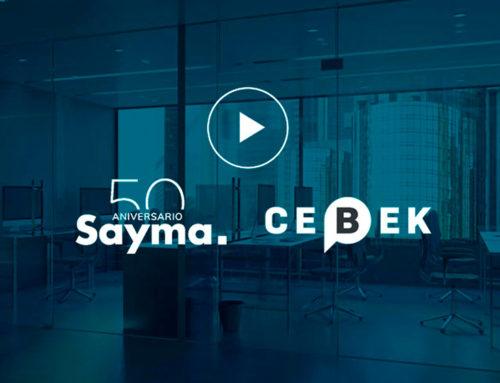 Encuentro Digital CEBEK impartido por Sayma: Deducciones Fiscales por I+D+i