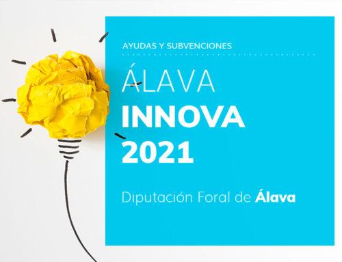 Programa Ayudas ALAVA INNOVA 2021