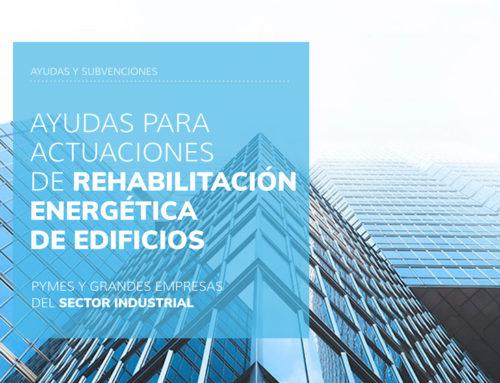 Ayudas para actuaciones de rehabilitación energética de edificios