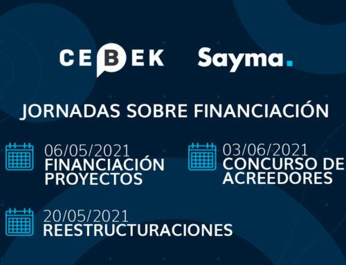 Jornadas sobre Financiación CEBEK 2021