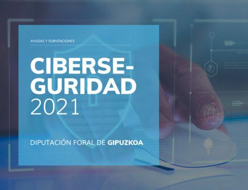 Programa para el impulso de la CIBERSEGURIDAD en las empresas de Gipuzkoa