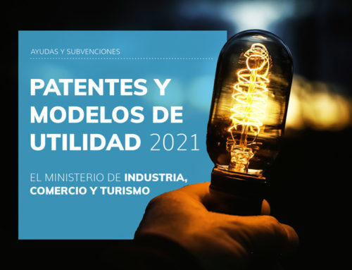 Solicitud de patentes y modelos de utilidad 2021