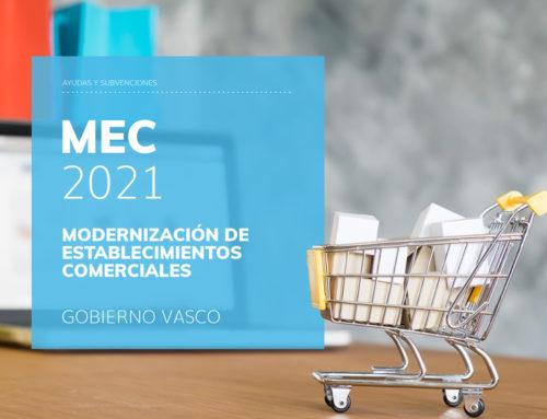 Programa MEC 2021 – Modernización De Establecimientos Comerciales