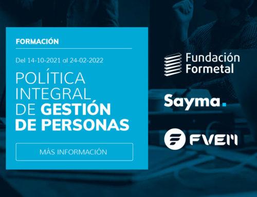 Formación FVEM: Política integral de gestión de personas. 10ª edición