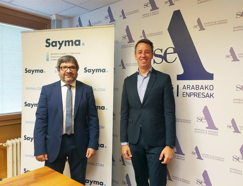 Jornada celebrada sobre «Fuentes de Financiación en el sistema actual» con SEA Empresas Alavesas