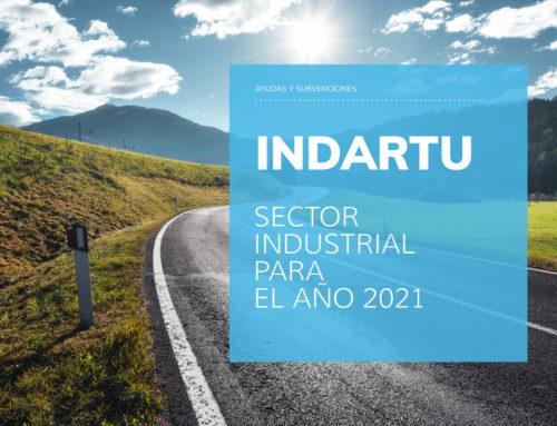 Programa INDARTU 2021