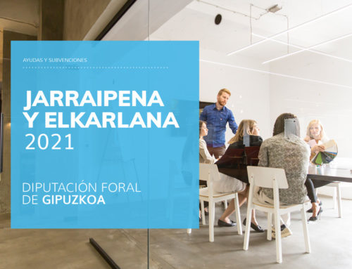JARRAIPENA y ELKARLANA 2021 – Diputación Foral de Gipuzkoa