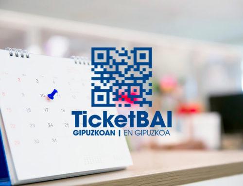 TICKET BAI: Gipuzkoa continúa según el calendario previsto; Bizkaia lo aplaza a enero 2024.