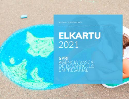 Programa ELKARTU 2021 – SPRI